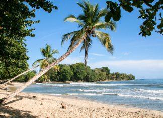 Der Playa Cahuita ist ein Sandstrand wie aus dem Bilderbuch, Costa Rica - © Mischa Krumm / Fotolia