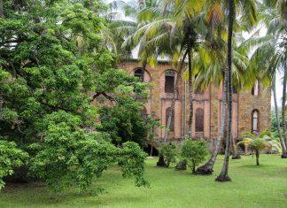 Die Îles du Salut wurden bis 1951 als Gefängnis für bis zu 2.000 französische Strafgefangene genutzt, Französisch-Guyana - © laurent33 / Fotolia