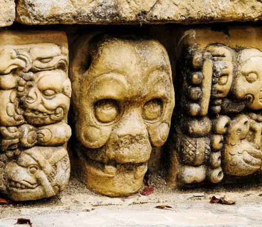 Detail der Maya-Ruinen von Copàn in Honduras - © VojtechVlk / Shutterstock