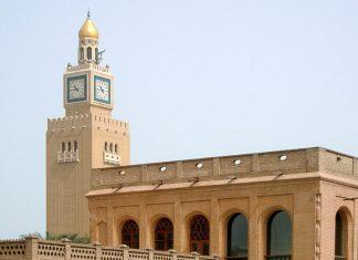Der imposante Seif-Palast in Kuwait City ist der Sitz der Regierung Kuwaits - © xiquinhosilva CC BY-SA2.0/W