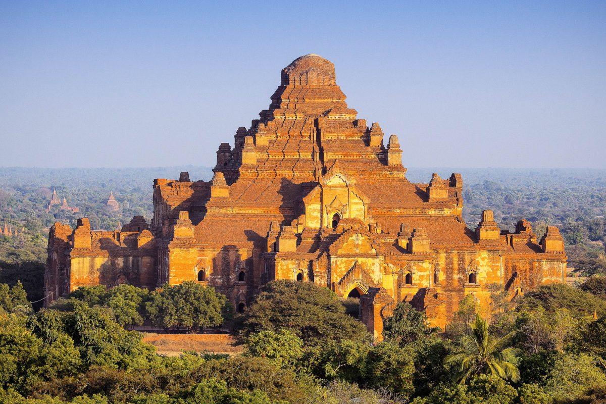 Bilder Tempelstadt Bagan, Myanmar  Franks Travelbox-2460