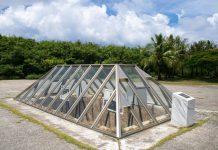 Am North Field auf der Insel Tinian starteten die Flugzeuge, die die Atombomben auf Hiroshima und Nagasaki abwarfen, Nördliche Marianen - © Mztourist CC BY-SA3.0/Wiki
