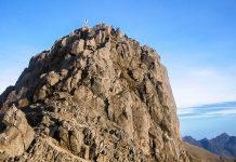 Der Mount Wilhelm ist mit 4.509 Metern der höchste Berg von Papua-Neuguinea und kann relativ leicht erklommen werden - © Nomadtales CC BYSA2.1AU/Wiki