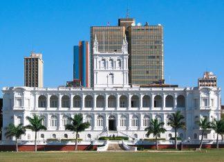 Der Präsidentenpalast Palacio de López in Asuncion, der Hauptstadt Paraguays  - © Alexander Chaikin / Shutterstock