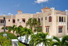 Das Castillo Serralles Mansion in Ponce, Puerto Rico - © Alberto Loyo / Shutterstock