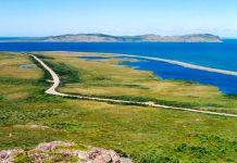 Die Lagune Grand Barachois ist ein einzigartiges Naturparadies auf dem Inselstaate Saint Pierre und Miquelon - © friend from SPM CC BY-SA3.0/W