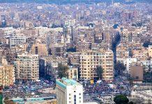 Der Tahrir Platz in Kairo erlangte durch die ägyptische Revolution 2011, als der ägyptische Staatspräsident durch die Bevölkerung vertrieben wurde,  weltweiten Ruhm - © Nickolay Vinokurov / Shutterstock