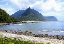Die Doppel-Insel Ofu-Olusega liegt im Manu'a-Archipel im pazifischen Ozean etwa 100km östlich von Tutuila, der Hauptinsel von Amerikanisch-Samoa - © Marshman CC BY-SA3.0/Wiki