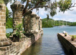 Nelson's Dockyard im gleichnamigen Nationalpark bringt Besuchern die Werft und die militärischen Anlagen von damals näher, Antigua und Barbuda - © Thomas Crosley / Shutterstock