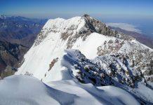 Blick vom Gipfel des Aconcagua, Argentinien - © granitepeaker / Fotolia
