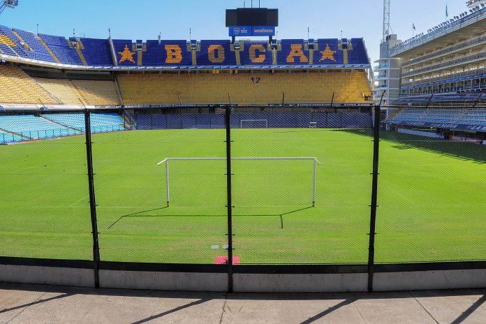 La Bombonera in Buenos Aires ist das berühmt-berüchtigte Heimstadion von Argentiniens erfolgreichem Fußballclub Boca Juniors - © Serjio74 / Shutterstock