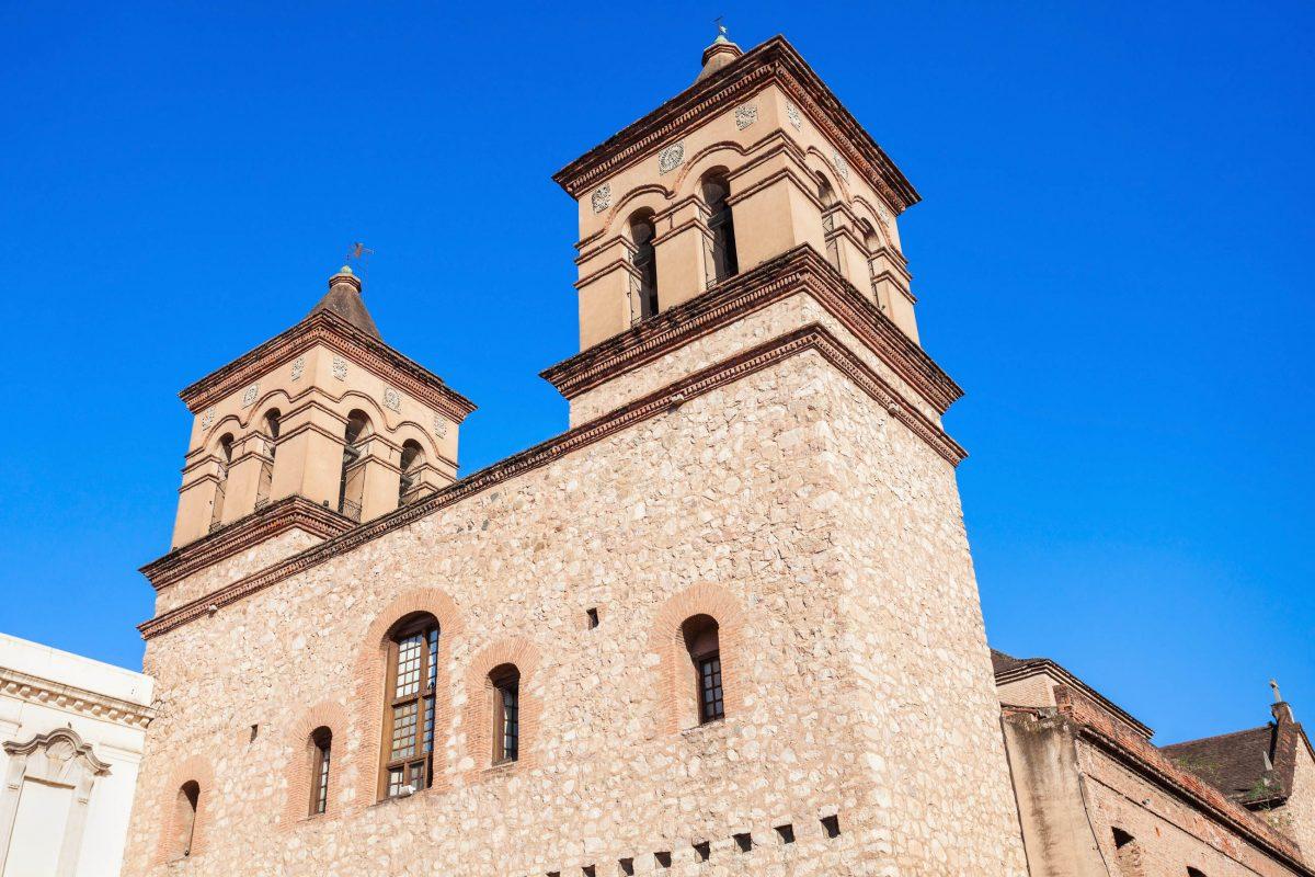 Die Kirche des Jesuitenblocks wurde von 1644 bis 1674 errichtet und die älteste Kirche Argentiniens - © saiko3p / Shutterstock