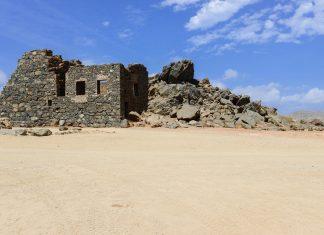 Die Ruinen der Goldmine von Bushiribana erinnern heute noch an den Goldrausch, der Aruba im 19. Jahrhundert befiel - © James Camel / franks-travelbox