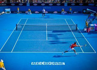 Jedes Jahr im Jänner blickt die Tenniswelt nach Australien, wenn in Melbourne das erste von vier Grand-Slam-Turnieren des Jahres ausgetragen wird - © FlashStudio / Shutterstock