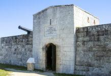 Fort Montagu wurde 1742 als erste Festung Nassaus fertiggestellt und war mit 17 Kanonen ausgestattet, Bahamas - © Ramunas Bruzas / Shutterstock