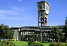 Das Bergwerksmuseum in Blegny ist eines der letzten vier verbliebenen authentischen Kohlebergwerke in Belgien - © anna dorobek / Shutterstock
