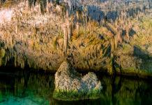 Wunderschöne Formation in der Crystal Cave, Bermuda - © Mary Lane / Fotolia