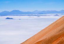 Der größte Salzsee der Welt, der Salar de Uyuni liegt im Südwesten Boliviens  - © gaelj / Fotolia