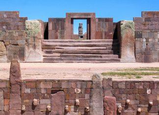 Die Ruinenstätte von Tiwanaku ist neben Machu Picchu in Peru die bedeutendste Stätte Südamerikas, die noch vor der Landung Kolumbus' errichtet wurde, Bolivien - © Xenomanes / Fotolia