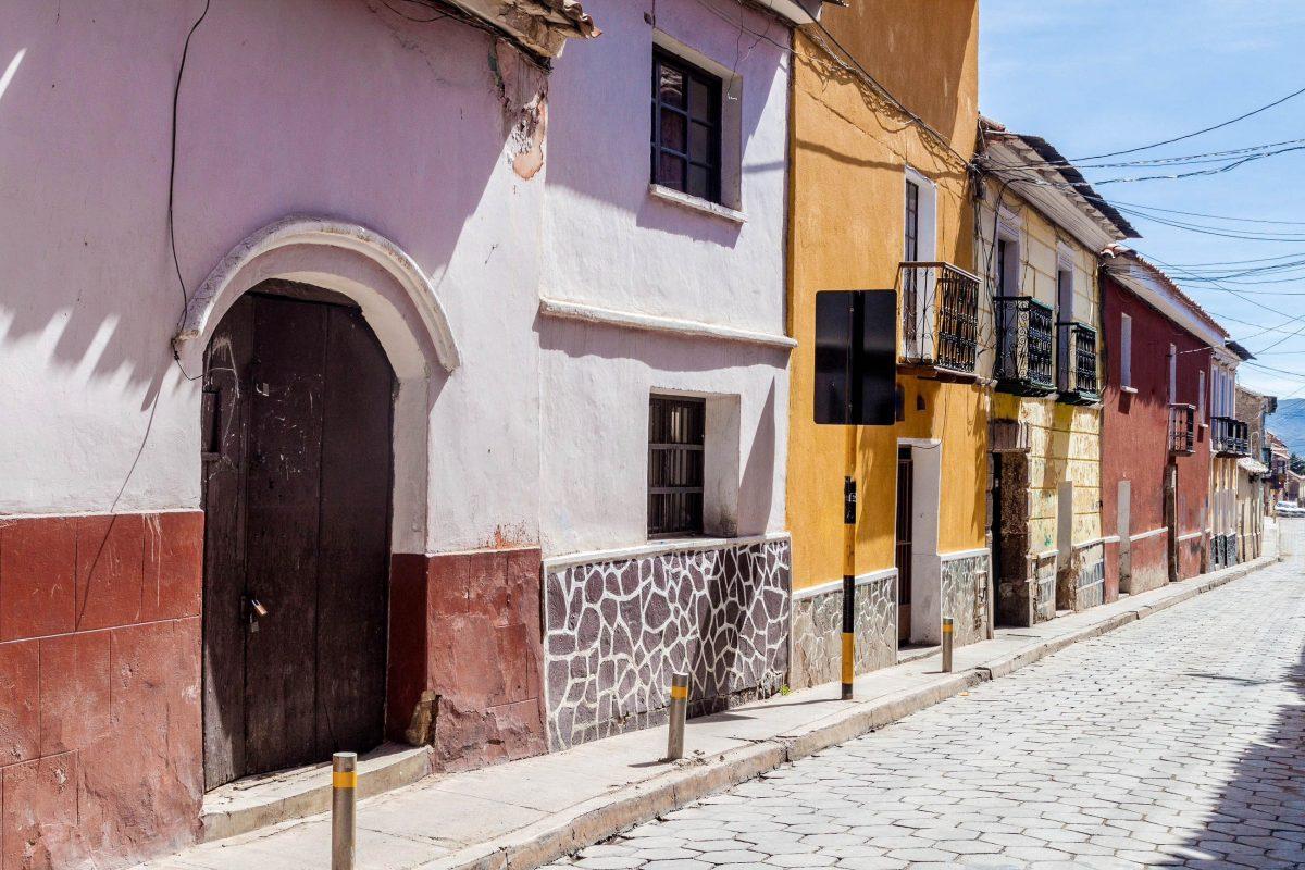 Am 10. April 1545 wurde in Bolivien die erste Bergbausiedlung am Cerro Rico gegründet, aus der später die reiche Silberstadt Potosí hervorging - © Matyas Rehak / Shutterstock
