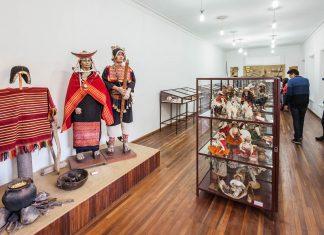 Das Museo Colonial Charcas im Zentrum von Sucre präsentiert Boliviens Kunst- und Menschheitsgeschichte anhand vielschichtiger Exponate  - © saiko3p / Shutterstock