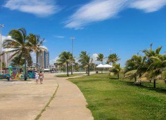 Aracaju beherbergt mit über 620.000 Einwohnern rund zwei Drittel der Bevölkerung von ganz Sergipe, Brasilien - © FRASHO / franks-travelbox