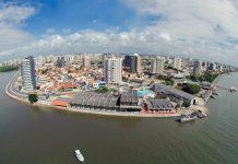 Aracaju lockt Touristen vor allem mit ihren herrlichen Stränden an die Mündung des Rio Sergipe an der Ostküste Brasiliens - © E-Sergipe CC BY-SA2.0/Wiki