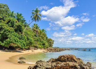Auch abseits von Morro de São Paulo finden sich auf der Insel Bilderbuch-Strände, hier der Gamboia Beach, Brasilien - © Gabor Kovacs Photography / Shutterstock