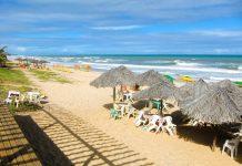 Das friedliche Dorf Imbassaí an der Linha Verde an Brasiliens Ostküste verspricht Ferienidylle vom Feinsten - © FRASHO / franks-travelbox