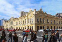 Der Mercado Público Central in Porto Alegre im Bundesstaat Rio Grande do Sul, Brasilien - © Tetraktys CC BY-SA3.0/W