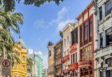 Prächtige Kolonialarchitektur in Recife, der Hauptstadt der Provinz Pernambuco, Brasilien - © sohadiszno / Shutterstock