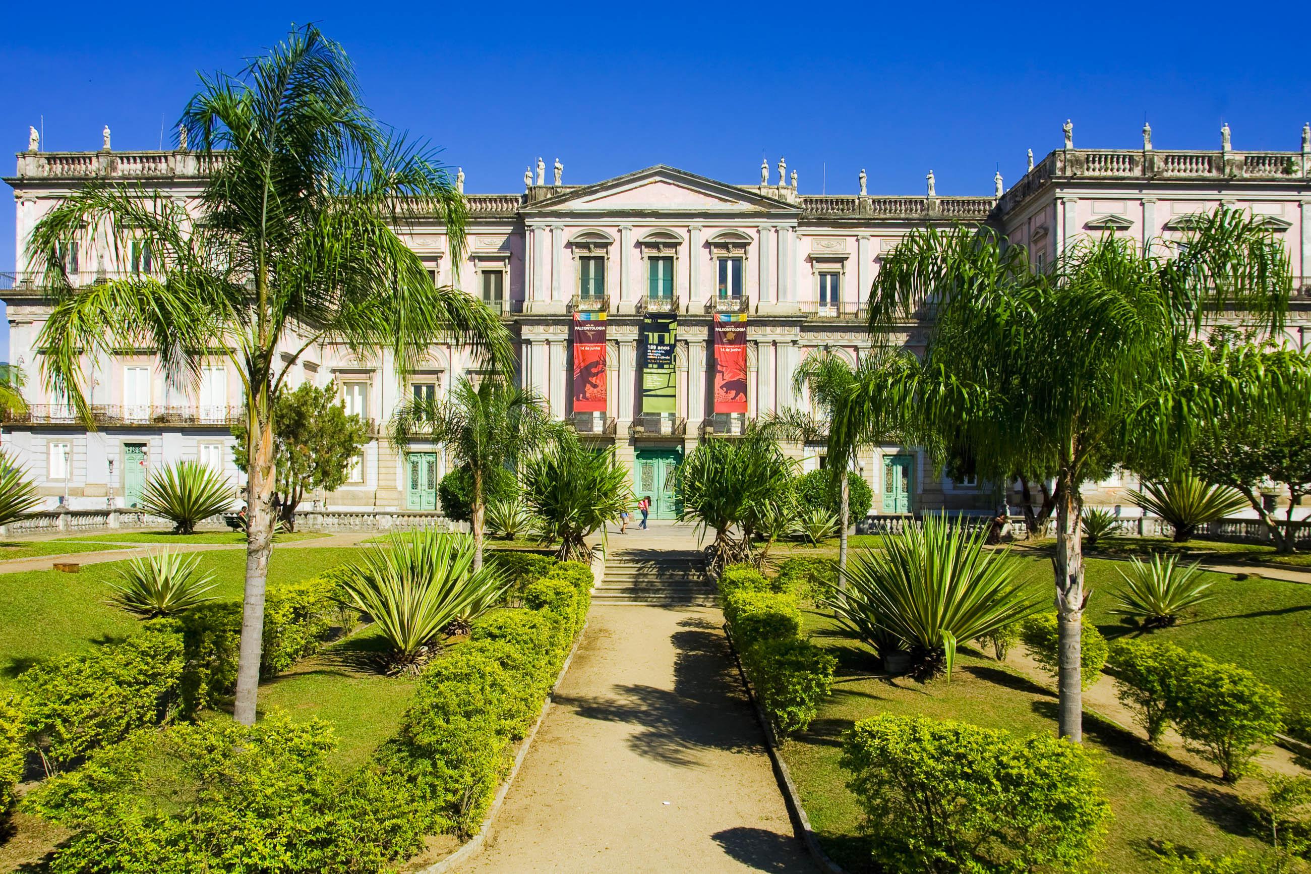 Nationalmuseum Brasilien