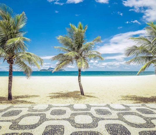 Neben der weltberühmten Copacabana ist der Strand von Ipanema der zweitwichtigste Strand von Rio de Janeiro, Brasilien - © marchello74 / Shutterstock