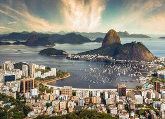 Wie ein stummer Wächter erhebt sich der Zuckerhut über Rio de Janeiro und wurde zum Wahrzeichen der Stadt ernannt, Brasilien - © Thiago Leite / Shutterstock
