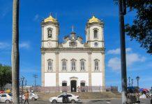 Die Igreja do Bonfim in der Unterstadt von Salvador zählt zu den bedeutendsten Gotteshäusern der Stadt, Brasilien - © FRASHO / franks-travelbox