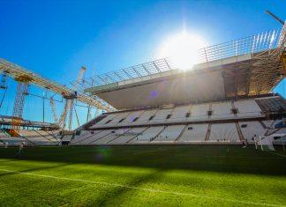 Die Arena Corinthians ist die langersehnte modernisierte Spielstätte der Corinthians Paulistas, des beliebtesten Fußballclubs von São Paulo, Brasilien - © Danilo Borges CC BY3.0BR/Wiki