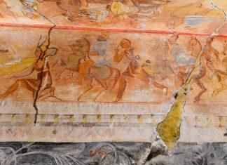 Seine über 2.300 Jahre alten Fresken machen das Thrakergrab von Kazanlak in Bulgarien zum besterhaltenen Kunstwerk aus der Thraker-Zeit - © FRASHO / franks-travelbox