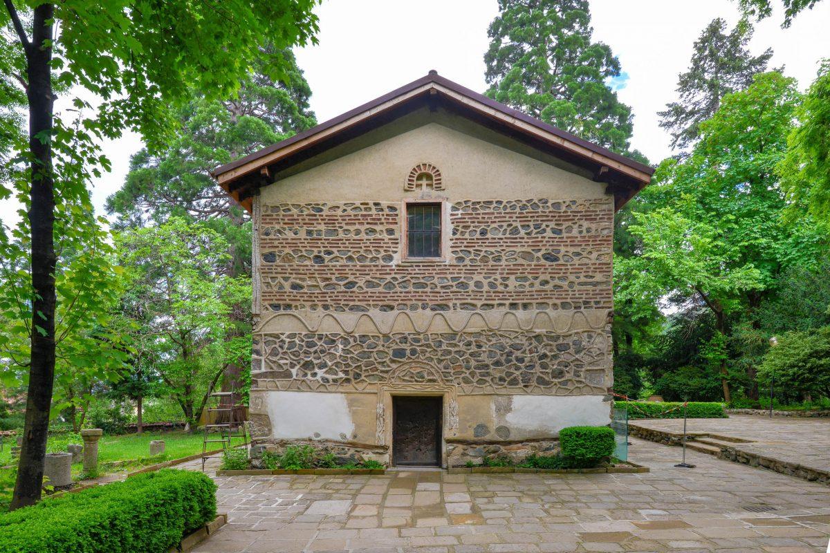 Die Bojana-Kirche wird heute nur noch als Museum genutzt und gehört zum Nationalen Historischen Museum von Sofia, Bulgarien - © FRASHO / franks-travelbox