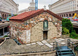 Die Kirche Sweta Petka wurde unter osmanischer Fremdherrschaft errichtet und zählt zu den bemerkenswertesten Sehenswürdigkeiten von Sofia, Bulgarien - © Ann Wuyts CC BY 2.0/Wiki