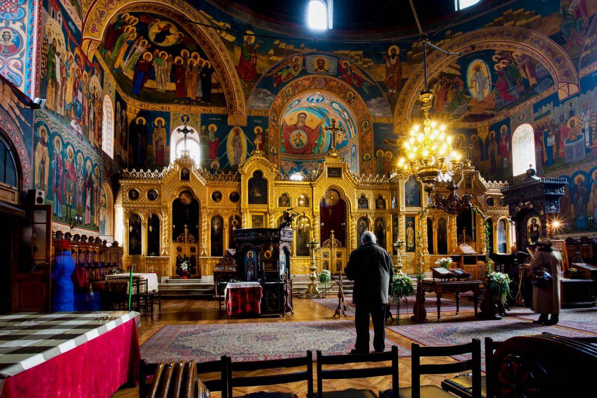 Ursprünglich wurde die Sedmochislenitsi Kirche in Sofia im Jahr 1528 als Moschee errichtet, Bulgarien - © Radiokafka / Shutterstock