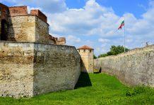 Die Festung Baba Vida im Norden des Donauparks ist das Wahrzeichen und die wichtigste Sehenswürdigkeit von Vidin, Bulgarien - © FRASHO / franks-travelbox