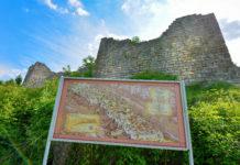 Vom einstigen Glanz der Festungsstadt Cherven im südlichen Bulgarien zeugen heute nur noch einige Mauern auf einem Hügel - © FRASHO / Kathedrale von Lima