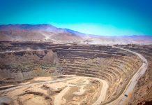Chuquicamata, die größte Kupfermine der Welt im Norden Chiles - © Carol Meneses / Fotolia