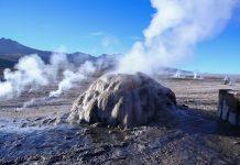 Das Geysirfeld El Tatio ist das drittgrößte Geysirfeld der Welt, Chile - © ezk / franks-travelbox