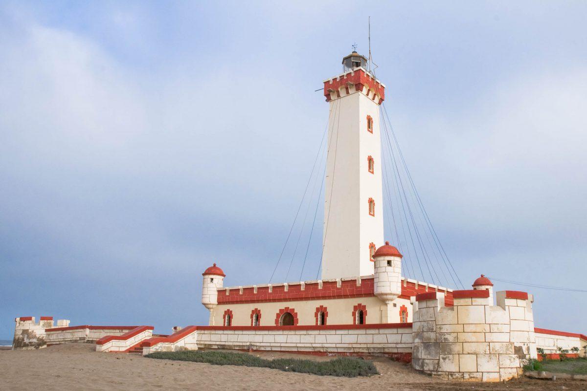 Leuchtturm in La Serena, Chile - © Alberto Loyo / Shutterstock