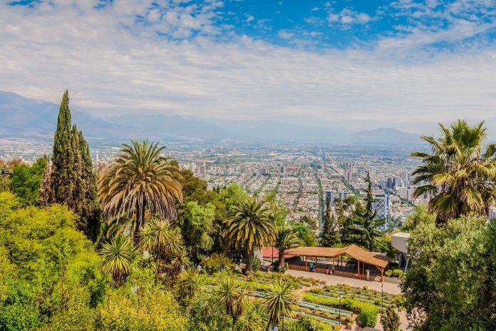 Parque Metropolitano In Santiago De Chile Chile Franks Travelbox
