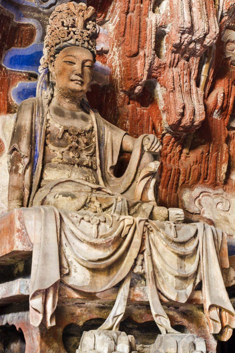 Die Figuren in Dazu sind so meisterhaft gefertigt, dass man sich unwillkürlich fragt, wie machten die das damals, China - © surachai / Fotolia