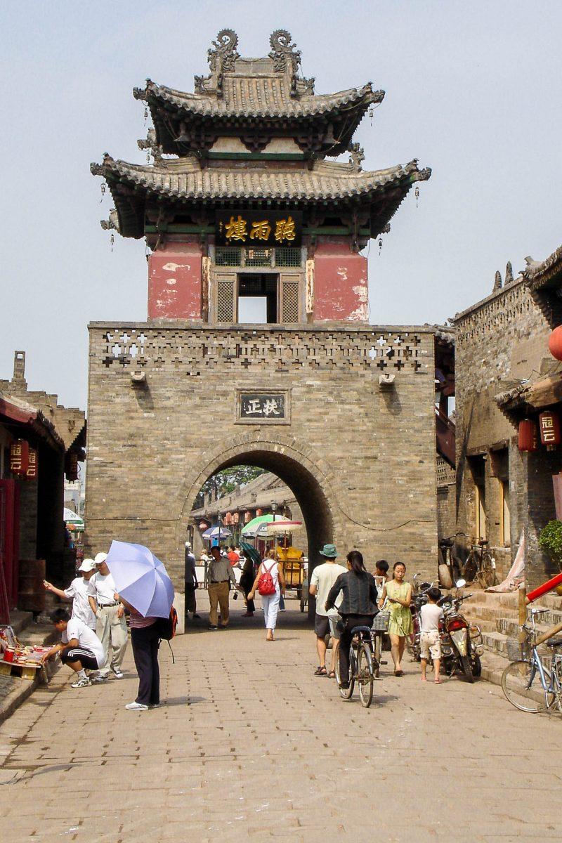 Die traditionell chinesische Kunst und Kultur der Han-Dynastie ist in der Altstadt Pingyao noch überall zu spüren, China - © bobroy20 / Fotolia