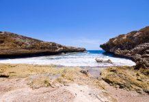 Felsiges Ufer im Shete Boka Nationalpark, Curacao - © kaycee / Fotolia