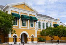 Fort Amsterdam ist das älteste, größte und bedeutendste Fort von Curaçao und die mächtigste Festung der ABC-Inseln - © James Camel / franks-travelbox